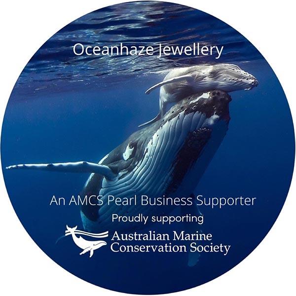 Oceanhaze Jewellery - AMCS Supporter Badge